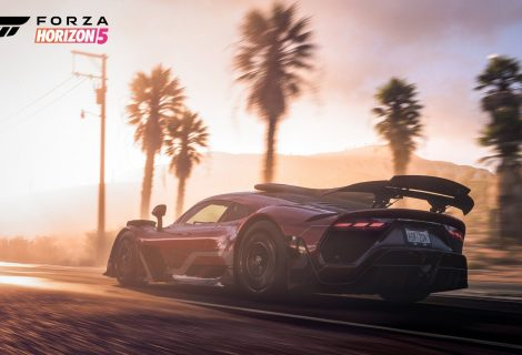 Forza Horizon 5: annunciato l'arrivo dell'iconica DeLorean