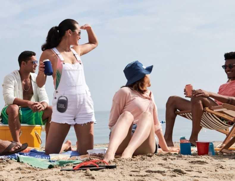 JBL: speaker bluetooth adatti ad ogni occasione per l'estate