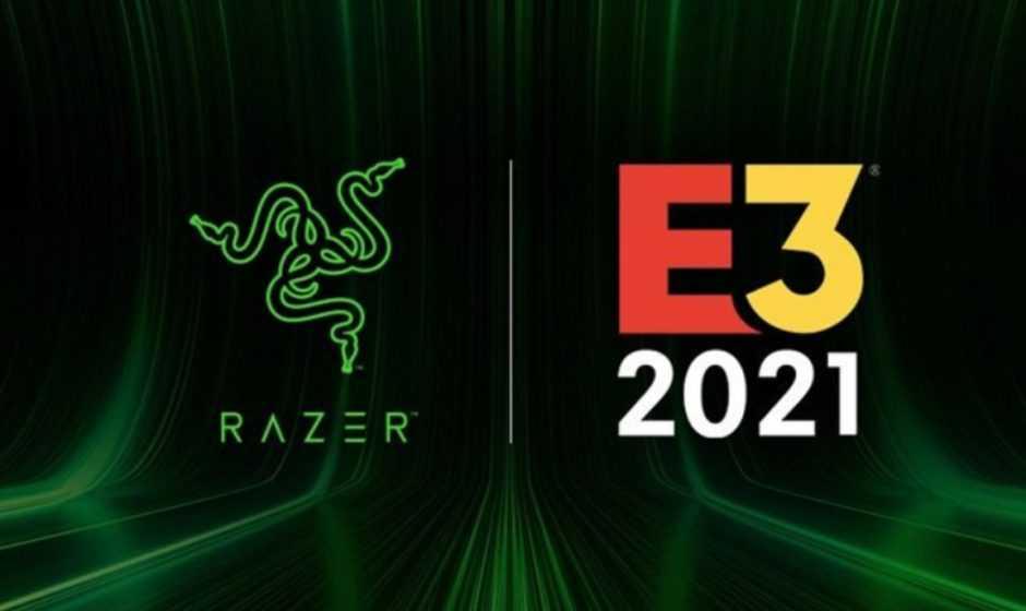 Razer: all'E3 2021 il futuro dell'hardware gaming
