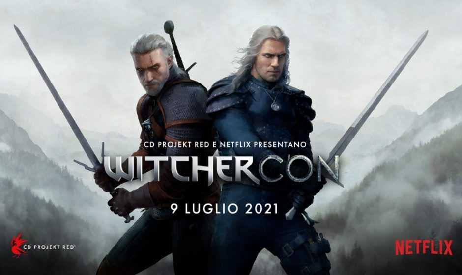 WitcherCon: annunciato l'evento virtuale di Netflix e CD Projekt