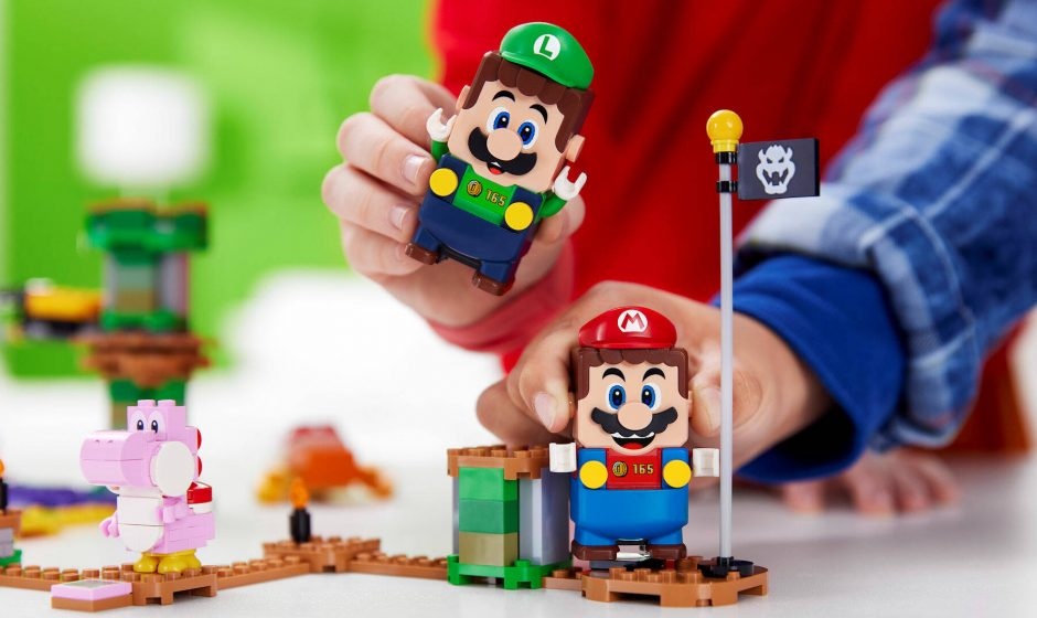 LEGO Super Mario e Luigi disponibile per il pre-ordine!