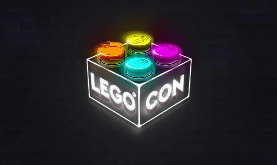 LEGO annuncia il LEGO CON: l'imperdibile evento per i fan dei mattoncini