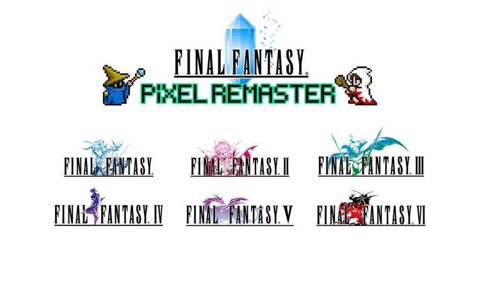 Final Fantasy Pixel Remaster: i capitoli usciranno in estate