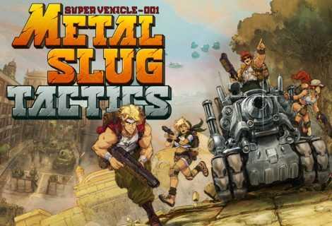 Summer Game Fest 2021: in arrivo Metal Slug Tactics
