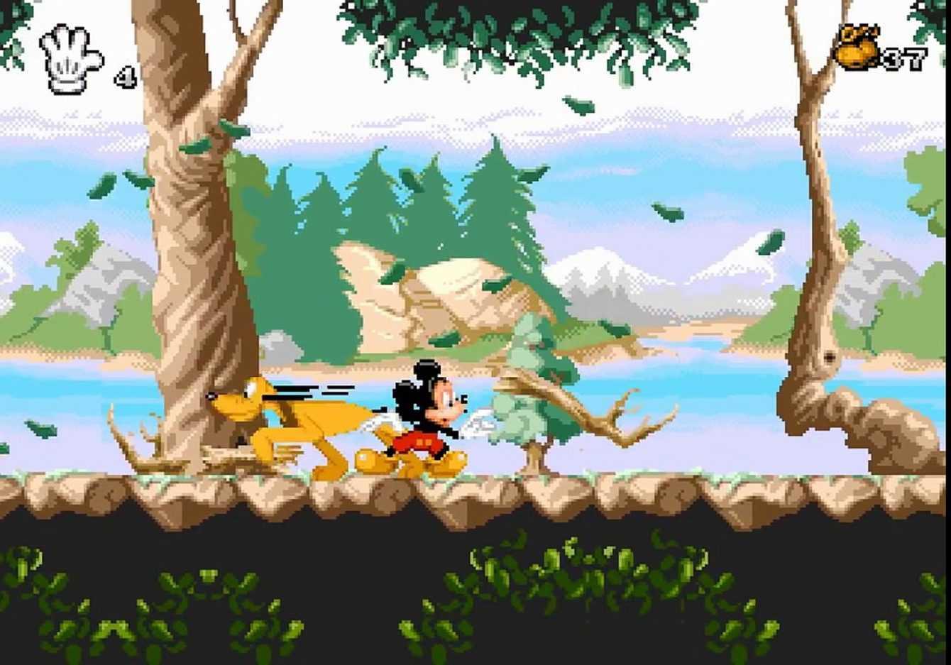 Retrogaming: ritorno all'infanzia con Mickey Mania