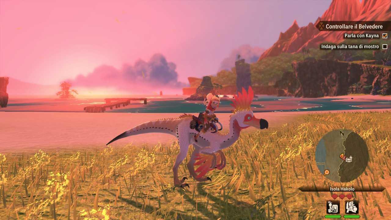 Anteprima Monster Hunter Stories 2: Wings of Ruin