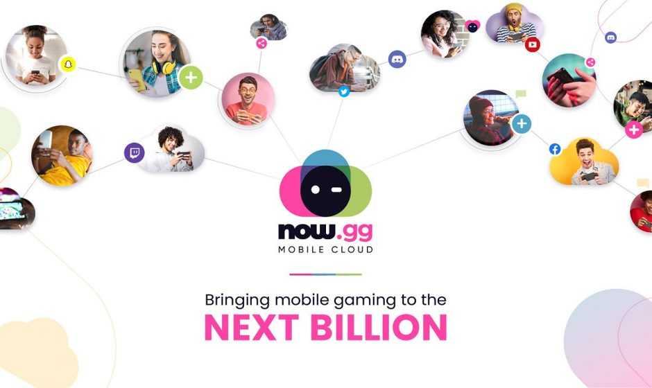now.gg presenta PaaS: la rivoluzione del gaming su mobile!