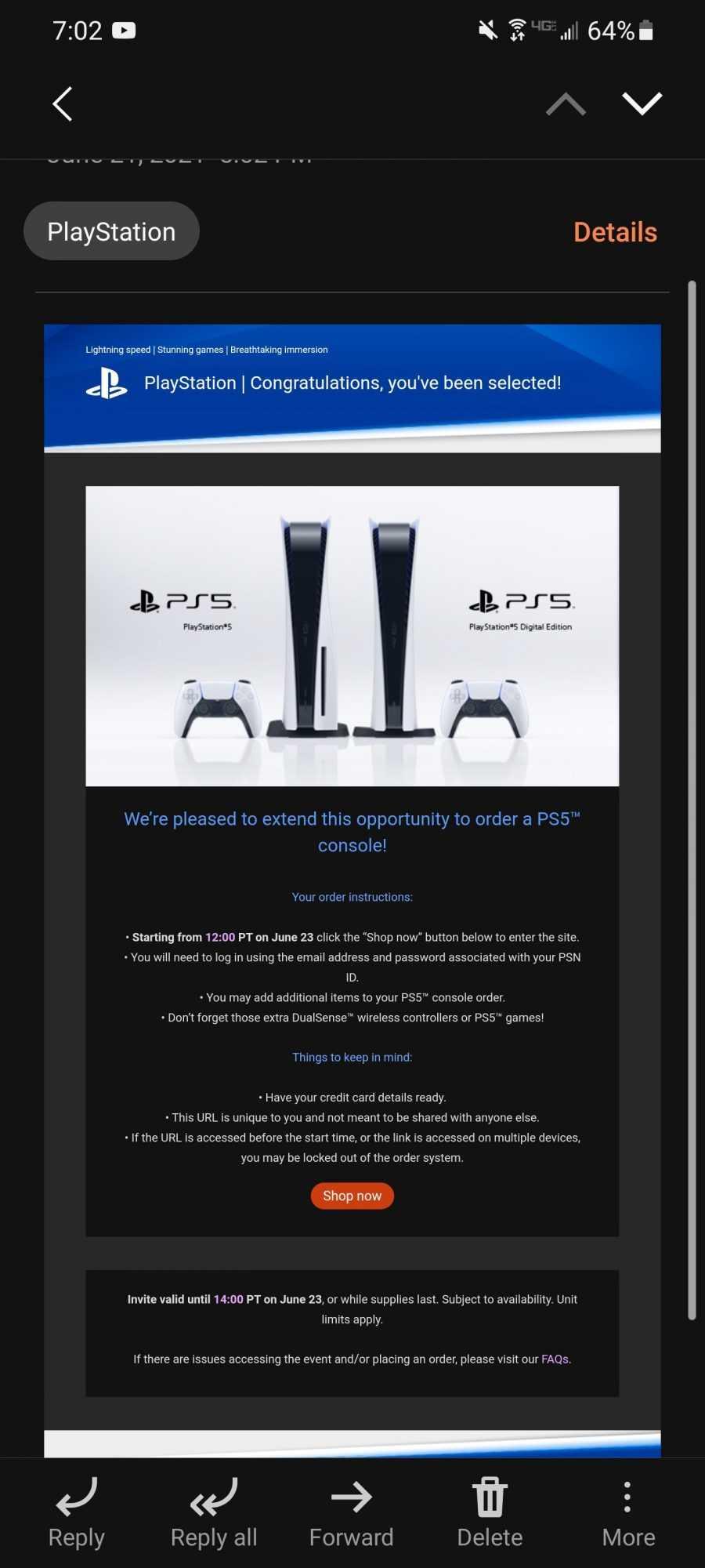PlayStation 5: Sony ha iniziato a contattare i giocatori per vendere le scorte