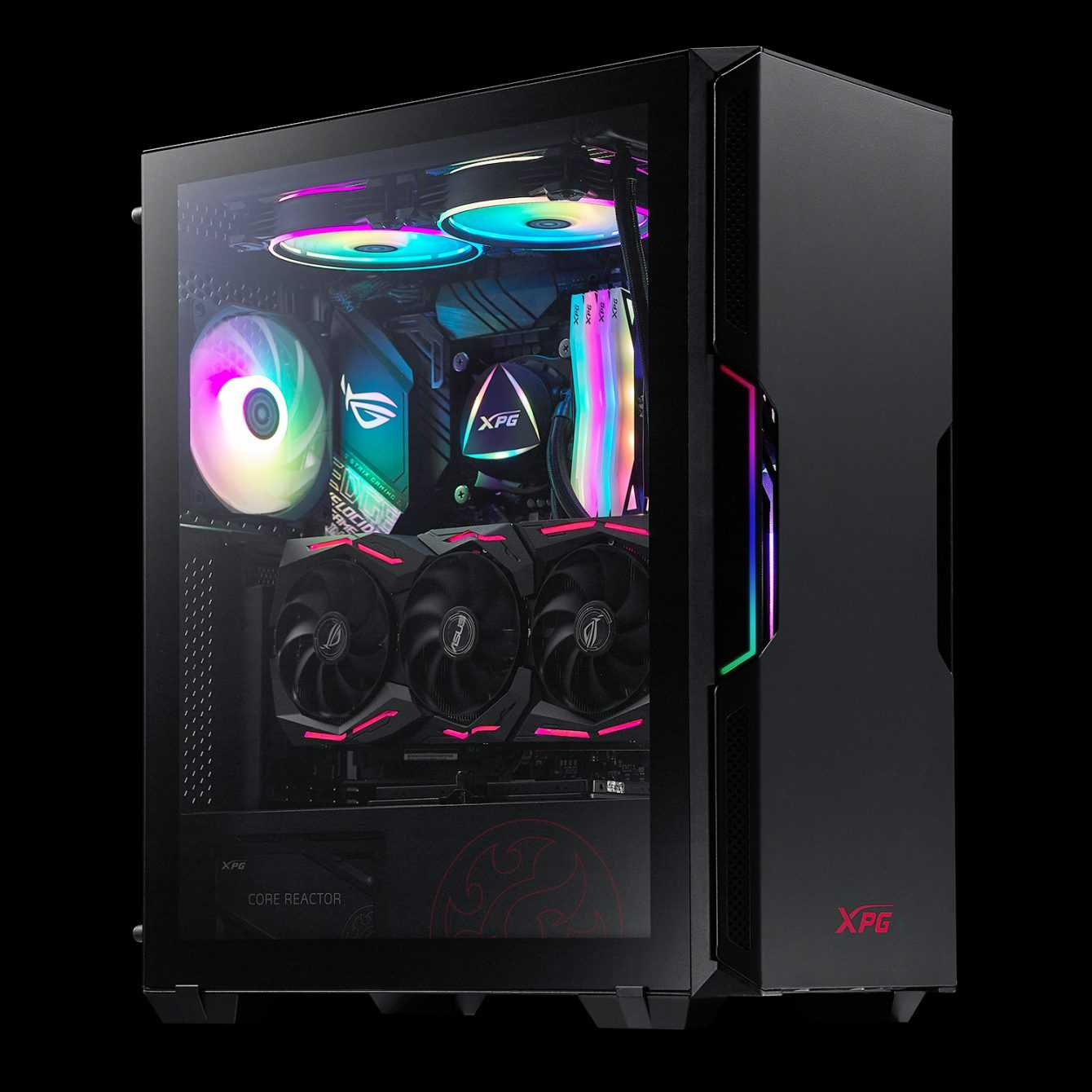 XPG STARKER AIR and XPG DEFENDER: here are the new meshati cases