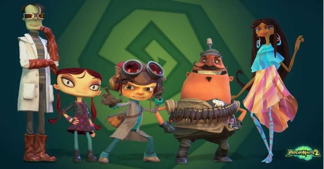 Psychonauts 2: The game will support 4K / 60 FPS on Xbox Series X