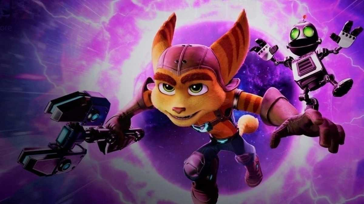 Ratchet and Clank Rift Apart: arrivano i 40fps in Fidelity mode