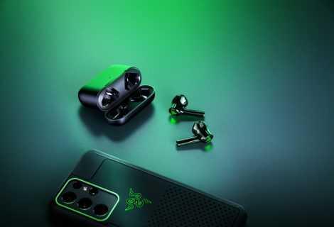 Razer: ecco i nuovi earbud Hammerhead True Wireless X