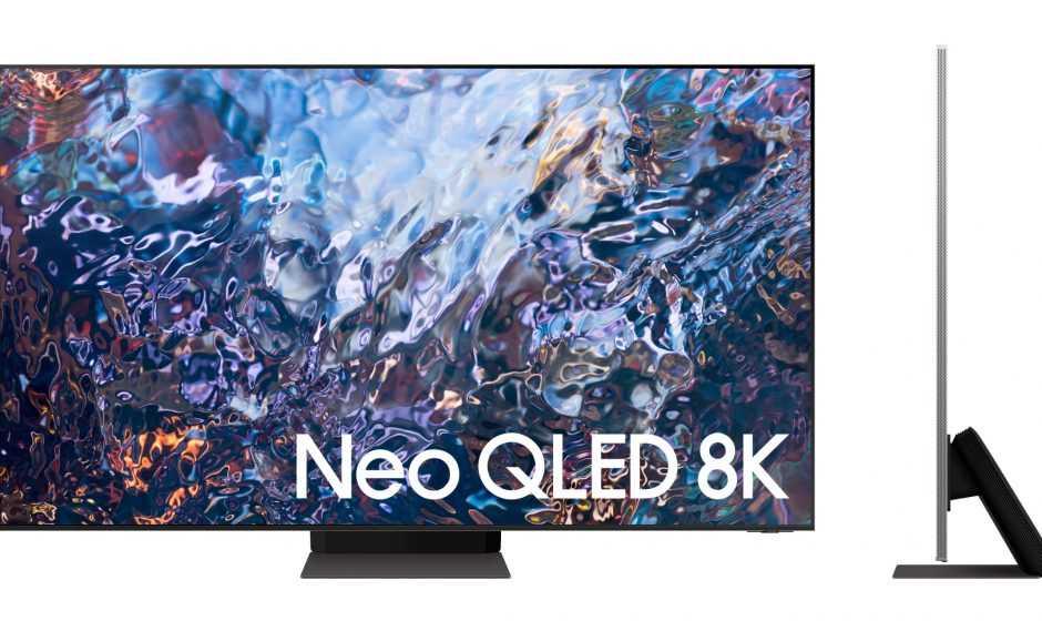 Samsung proporrà TV miniLED 8K più economici