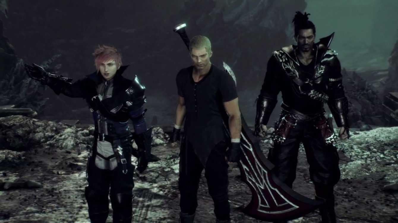 Anteprima Stranger of Paradise: Final Fantasy Origin
