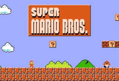 Super Mario Bros.: un'altra asta da capogiro