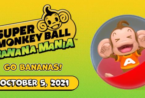 Super Monkey Ball Banana Mania: coinvolto anche Yakuza