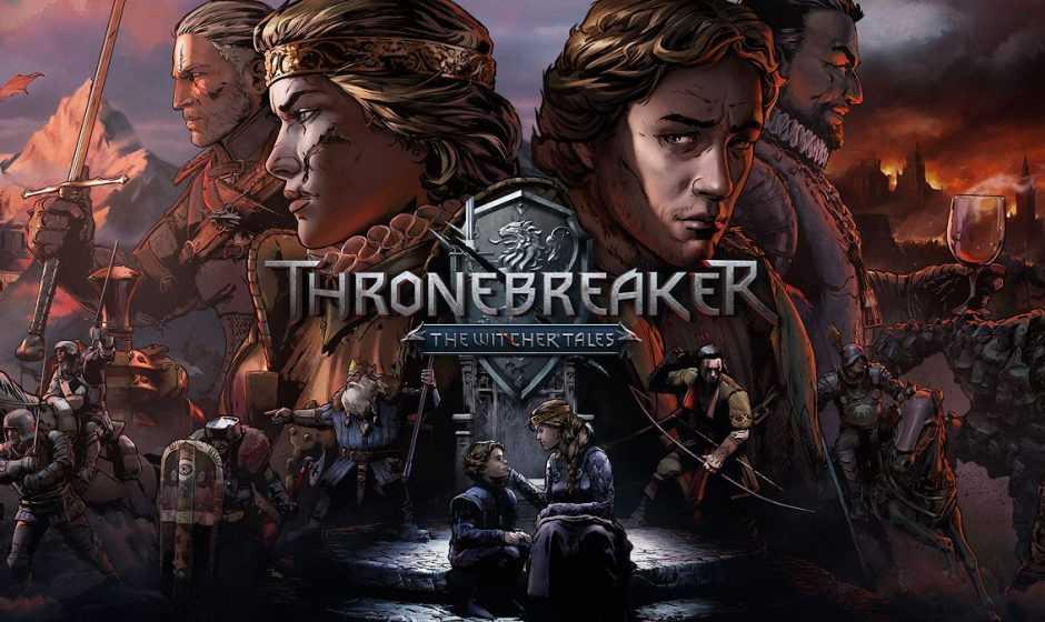 Thronebreaker: The Witcher Tales è disponibile su Android
