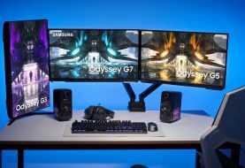 Samsung: annunciati i nuovi monitor Odyssey dal design piatto