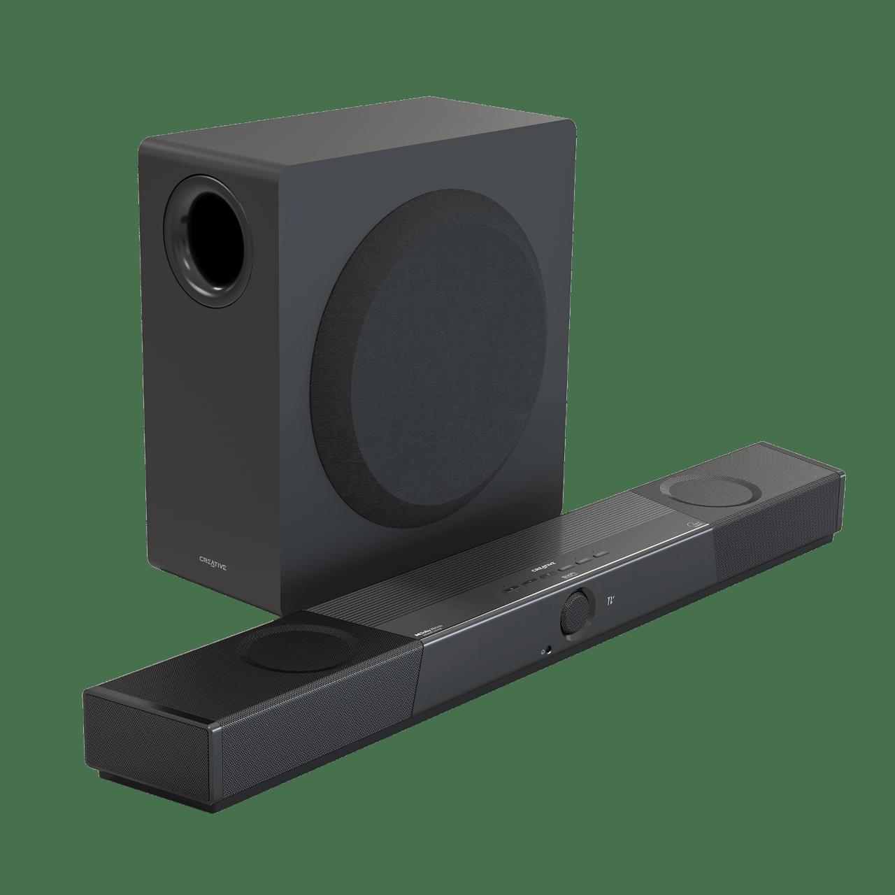 Creative annuncia la rivoluzionaria soundbar SXFI CARRIER
