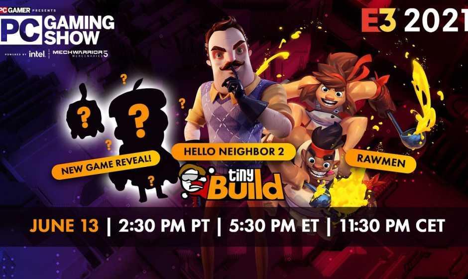 E3 2021: tutte le novità di tinyBuild dal PC Gaming Show!