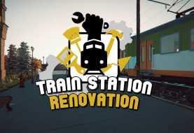 Recensione Train Station Renovation: pulire è un po' morire