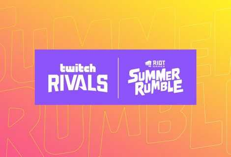 Preparatevi: ecco il Twitch Rivals x Riot Games Summer Rumble!