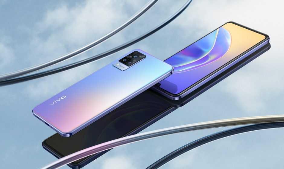 Vivo V21 5G: annunciato ufficialmente   Prezzo