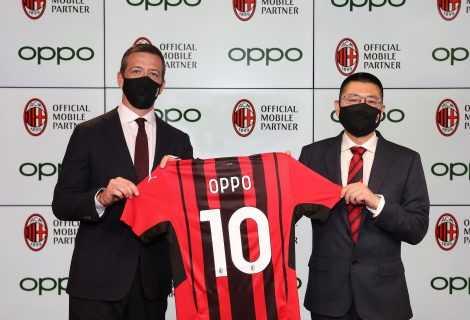 Oppo Milan: la nuova Official Mobile Partnership