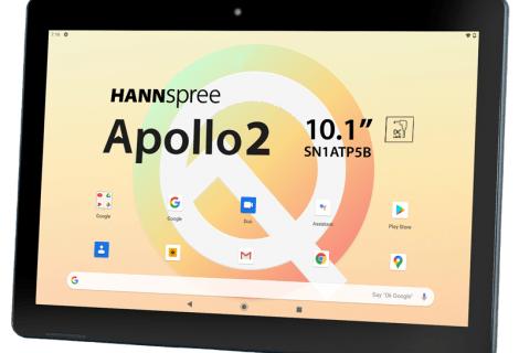 Hannspree Apollo 2: il nuovo tablet PC disponibile