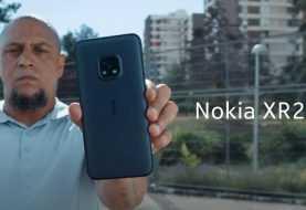 Nokia XR20: il nuovo smartphone a prova di pallonate