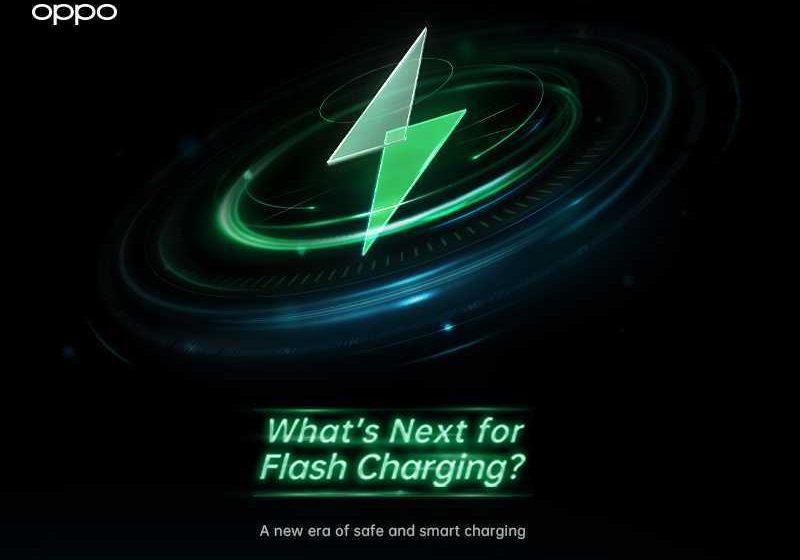 Oppo Flash Charge: il futuro della ricarica rapida