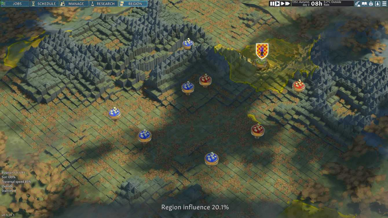 Going Medieval Preview: Is Banished's Heir Coming?