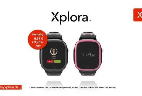 Xplora Smartwatch: arrivano in Italia i nuovi X5 Play e XGO2