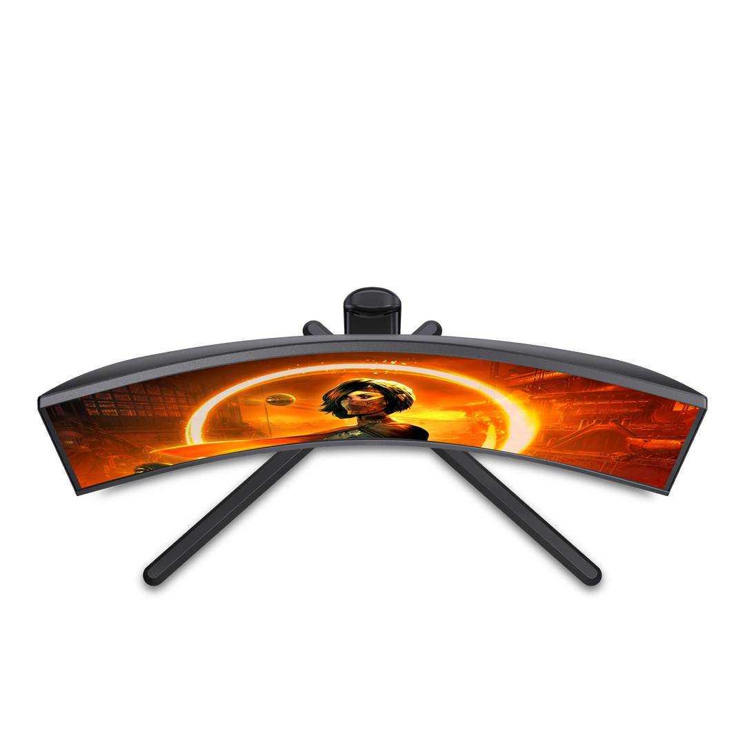 AOC serie G3: nuovi monitor gaming curvi AOC by AGON