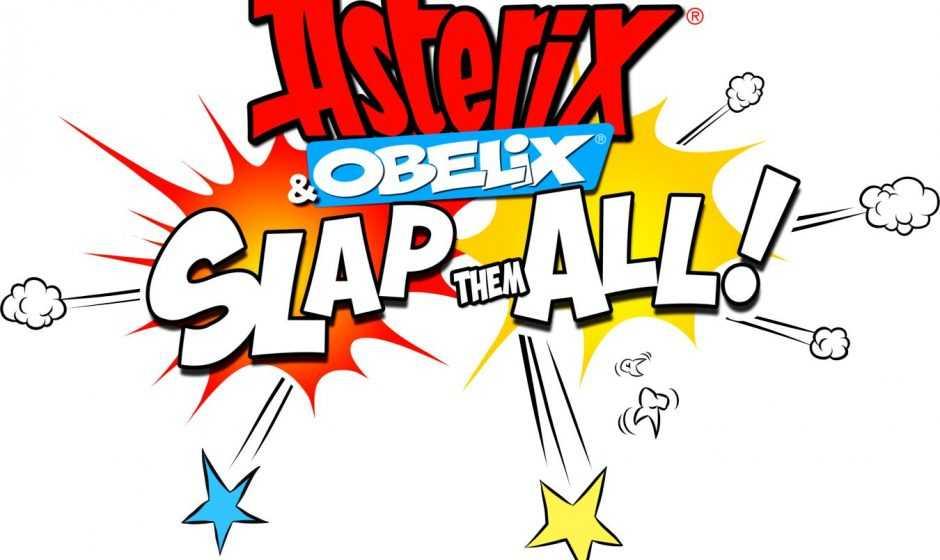 Asterix & Obelix: Slap them All, svelate le diverse edizioni fisiche