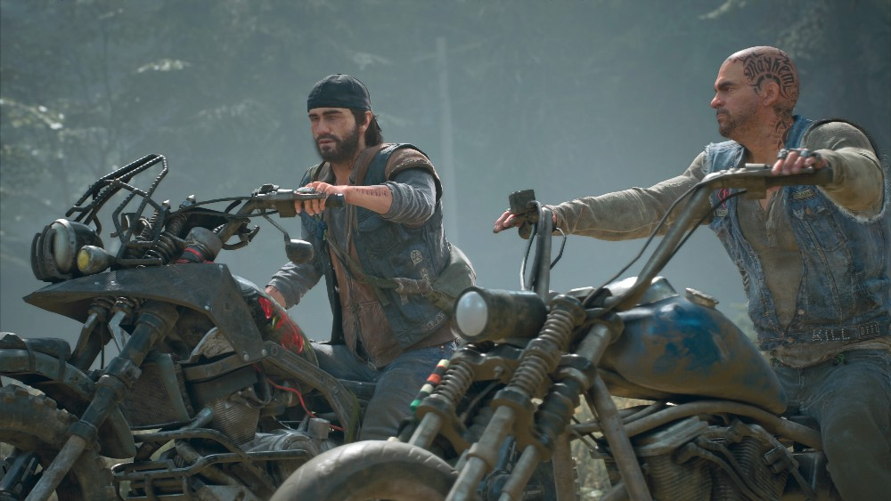 Bend Studio: the creators of Days Gone at work on a multiplayer title