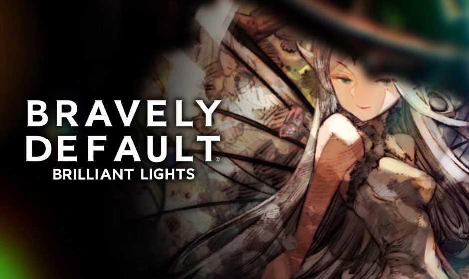Bravely Default: Brilliant Lights, pubblicato il trailer d'annuncio