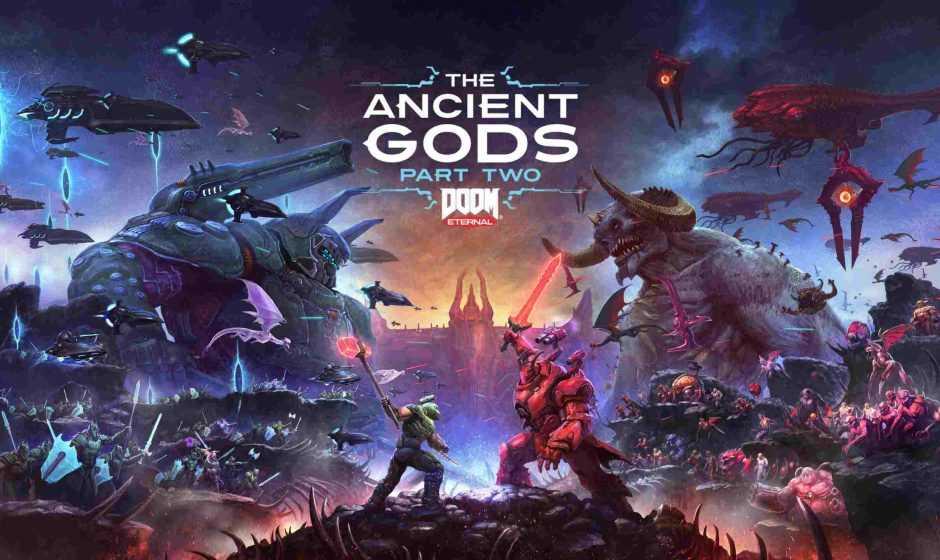 DOOM Eternal: The Ancient Gods parte 2, in uscita su Switch nel 2021