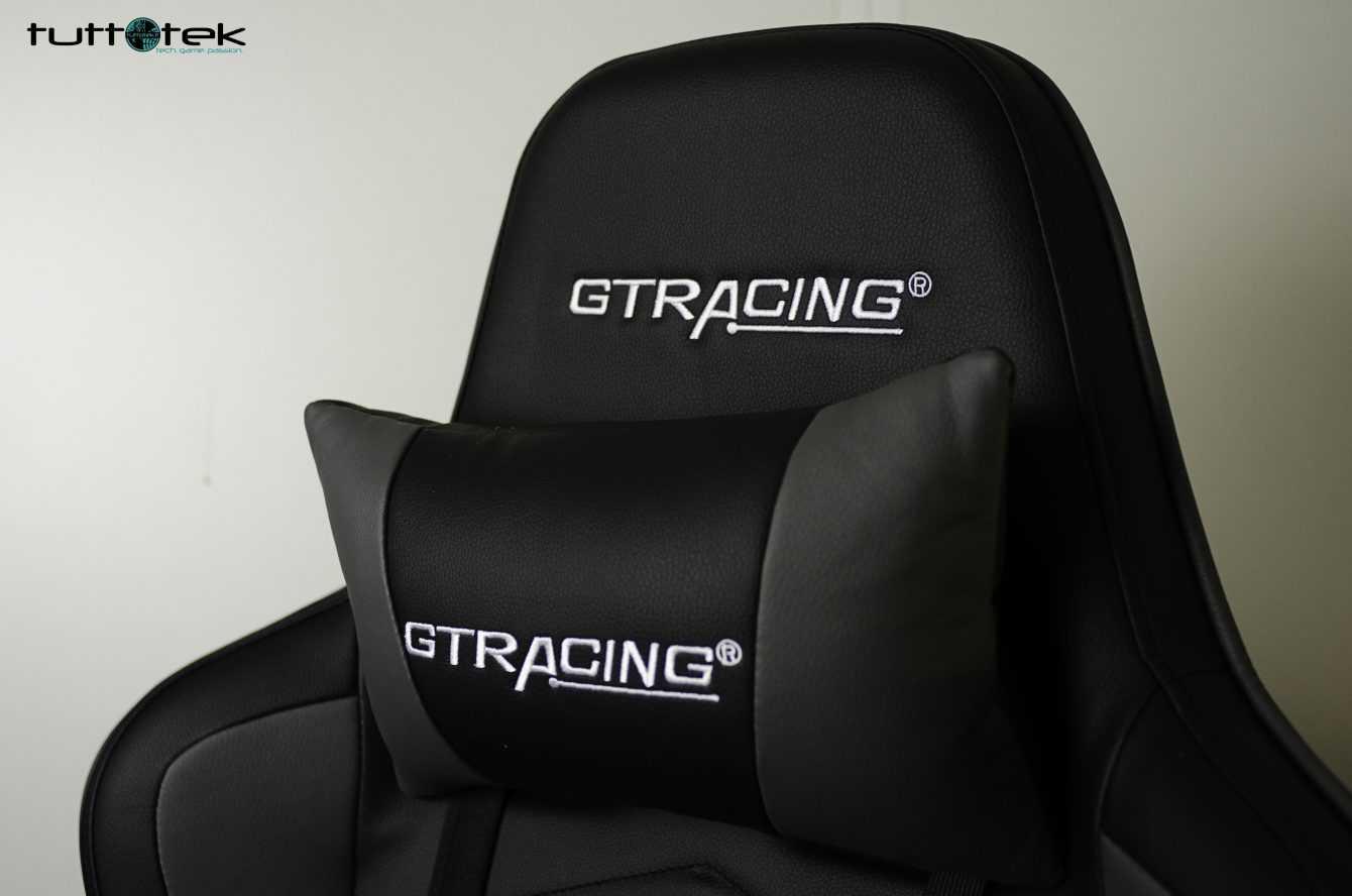 Recensione GTRacing GT890M: la sedia da gaming che suona!