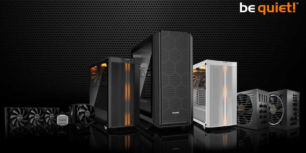 Giveaway be quiet!: vinci un PC gaming da 3000 dollari
