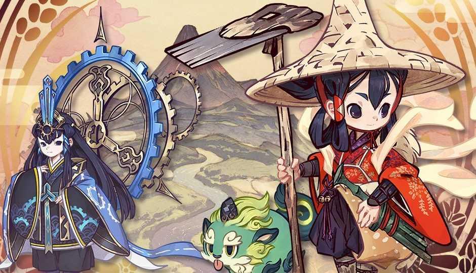 Super Smash Bros. Ultimate: Spiriti di Sakuna: of Rice and Ruin