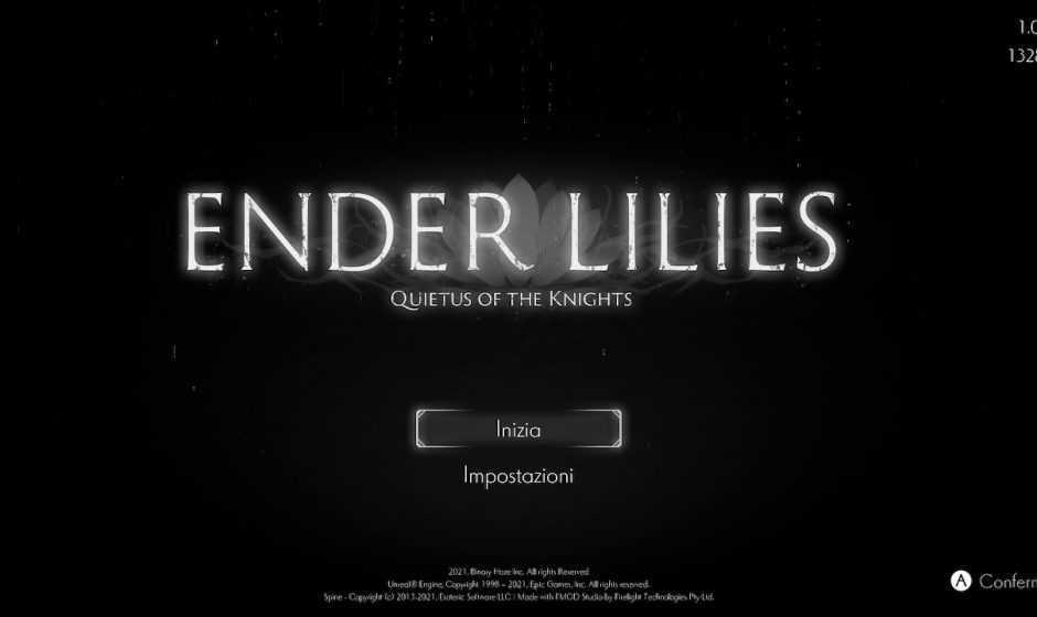 Recensione Ender Lilies: Quietus of the Knights per Nintendo Switch, prima del terrore di Metroid Dread