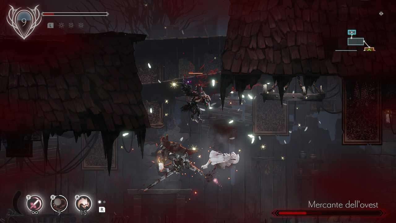 Recensione Ender Lilies Quietus of the Knights: una piacevole conferma anche su PS4