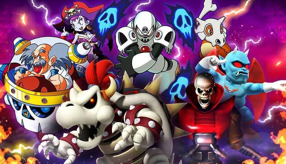 "Super Smash Bros. Ultimate, weekend evento: ""In ossa e ossa"""