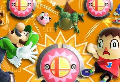 """Super Smash Bros. Ultimate: torneo online """"Flipper folle"""""""
