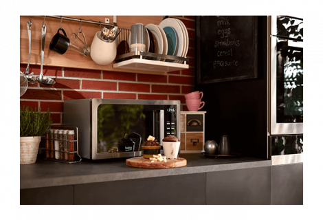 "Beko ""Digital Line"": i forni a microonde piccoli, ma funzionali"