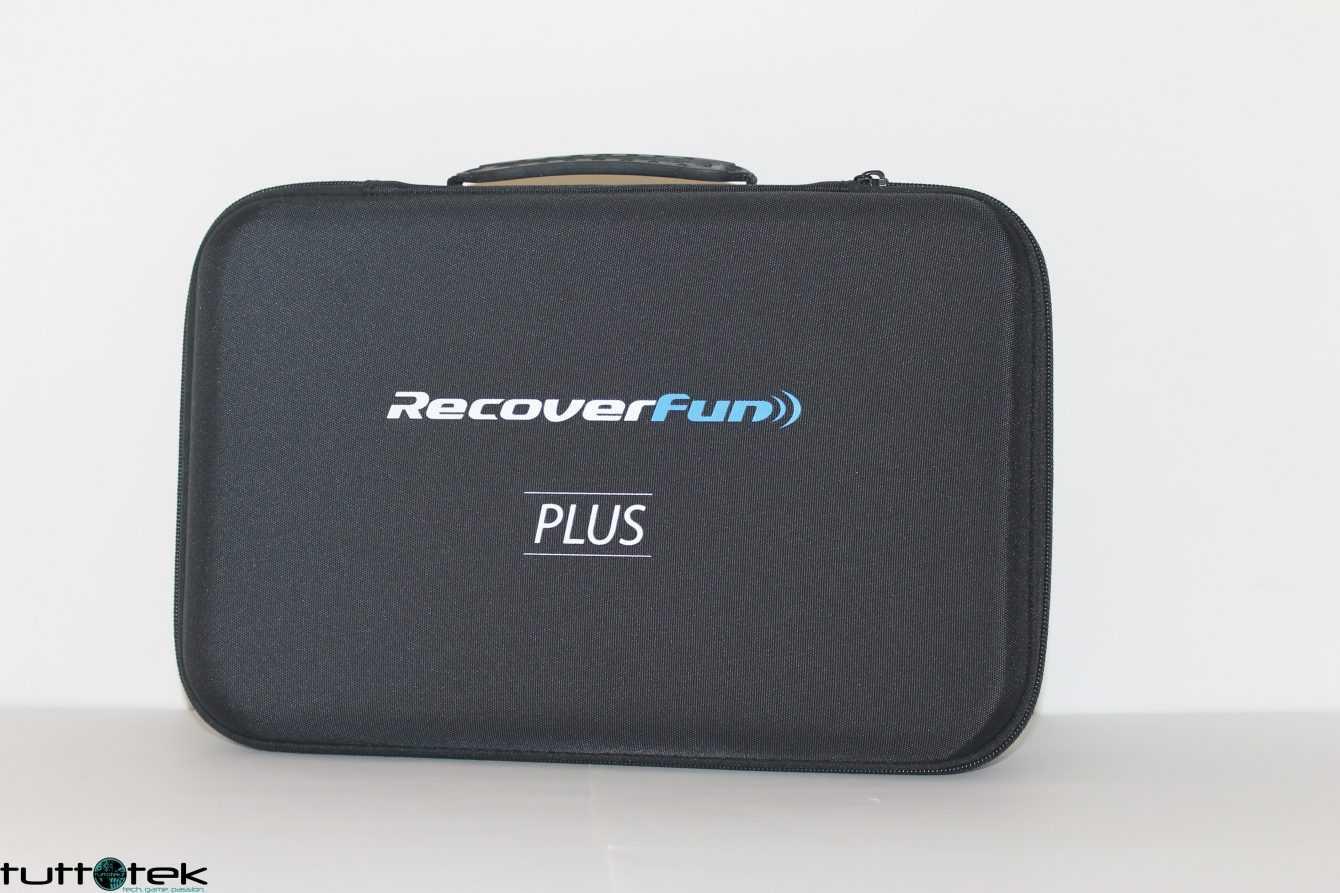 """Recensione RecoverFun Plus: l'olimpo delle Massage Gun """"Pro"""""""