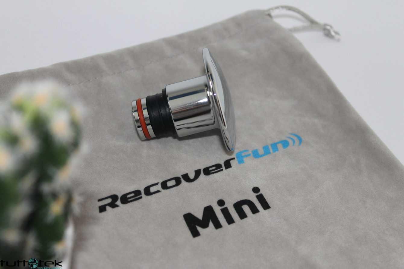 Recensione RecoverFun Mini: compatta e potente