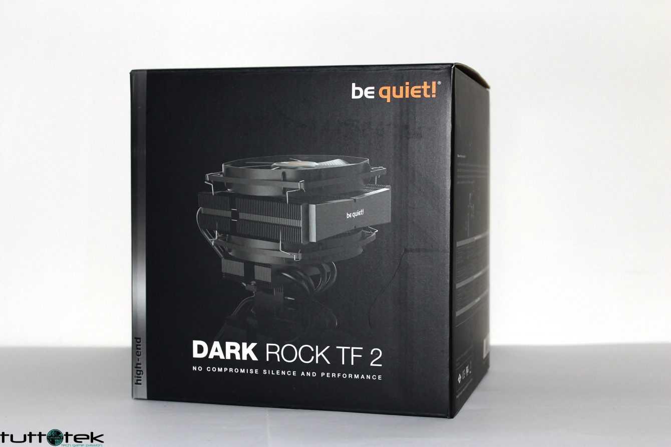 Recensione Be Quiet! Dark Rock TF 2: perfetto in spazi ridotti