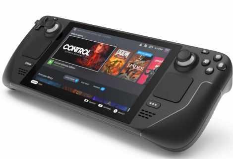Steam Deck: Valve annuncia la nuova console portatile